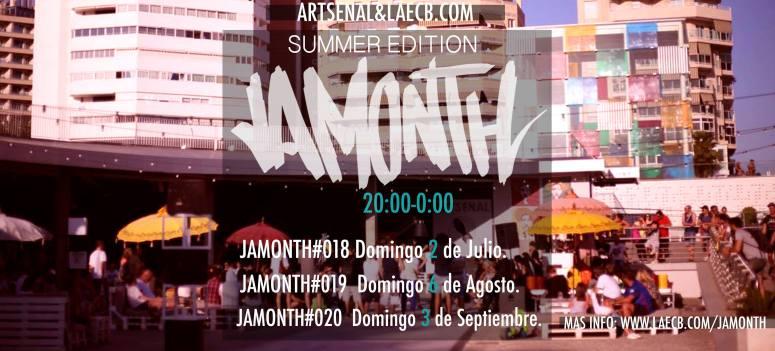 jamonth#018 Malaga