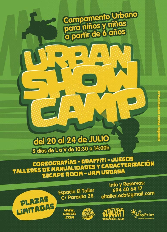 Urban SHow Camp 2020